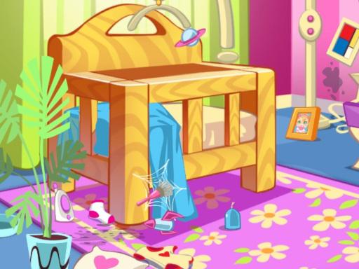 Bebeğin Ev Temizliği