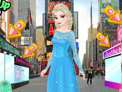 Buz Prenses New Yorkta
