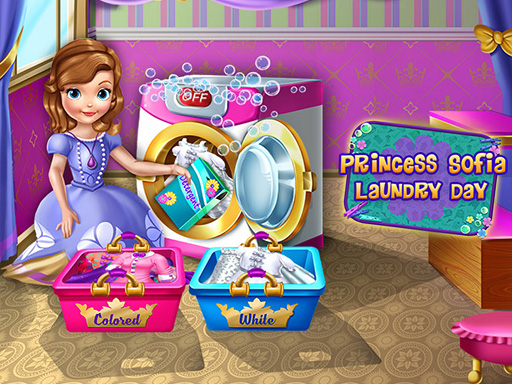 Genç Prensesin Çamaşır Günü