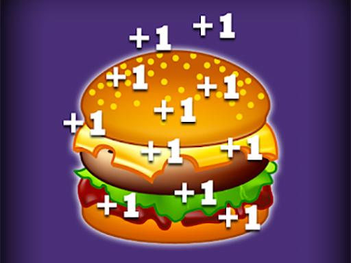 Hamburger Tıklama