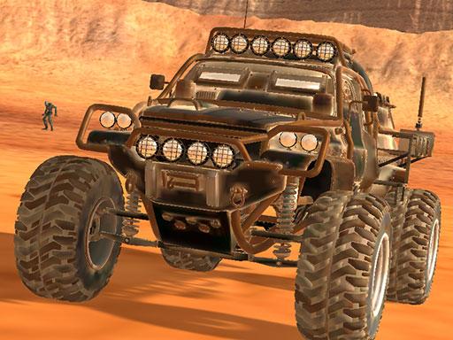 Mars Sürüşü