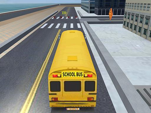 Okul Otobüsü Sürme