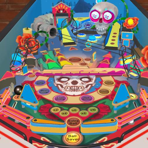 Pinball Simülasyonu