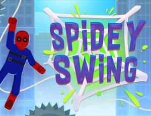 Sallanan Spiderman