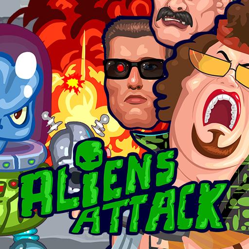 Uzaylıların Saldırısı
