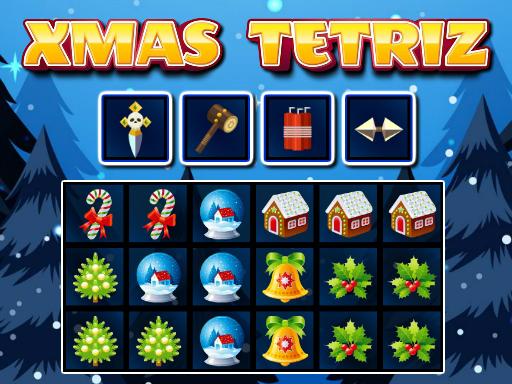 Yılbaşı Tetris