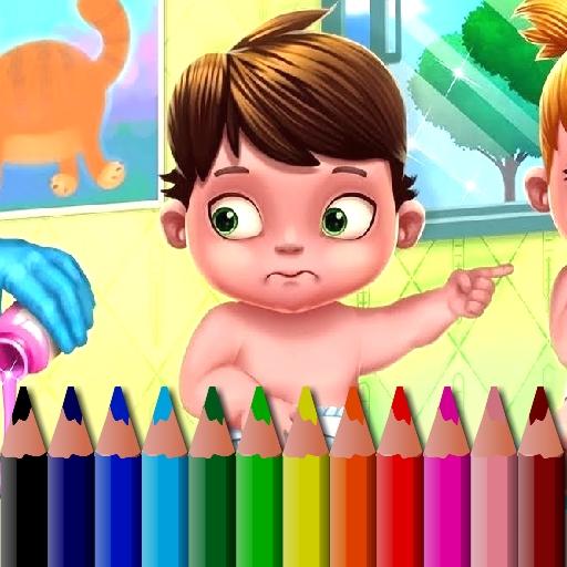 Bebek Boyama Kitabı