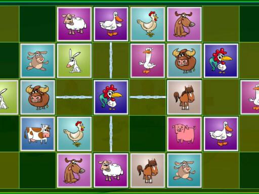 Çiftlik Hayvanlarını Eşleştir