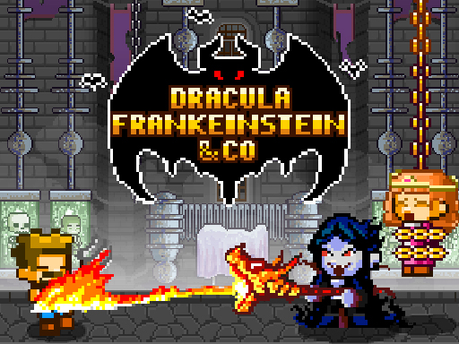 Drakula ve Frankenstein