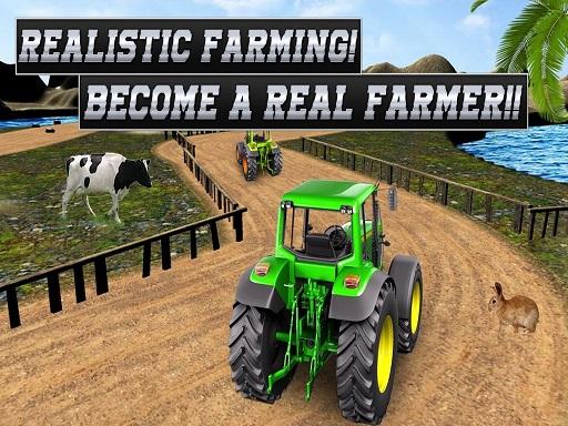 Gerçek Traktör Simülasyonu