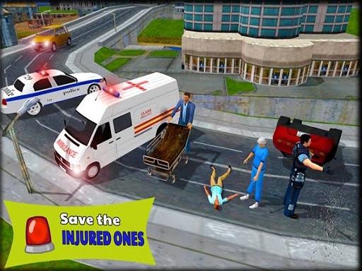 Kurtarıcı Ambulans