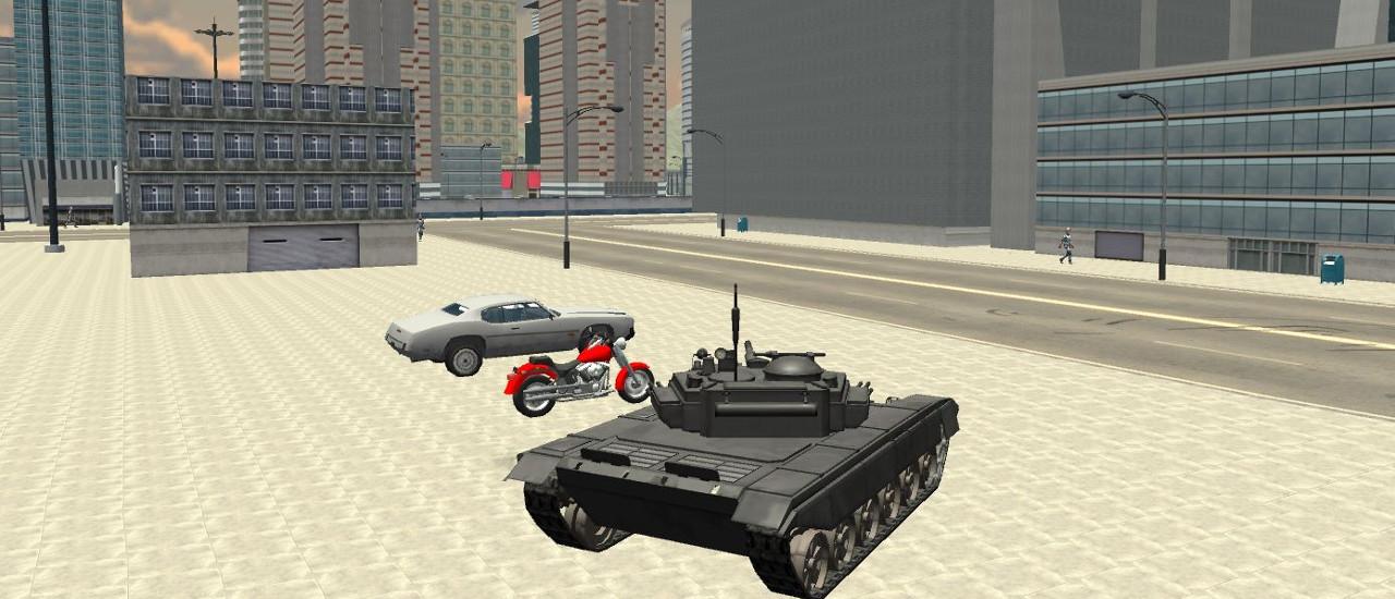 Tank Sürücüsü