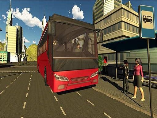 Zorlu Yolcu Taşıma Otobüsü