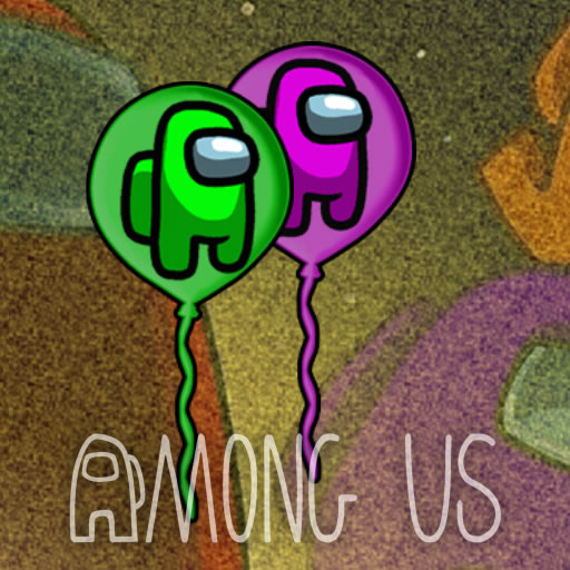 Among Us Balonları