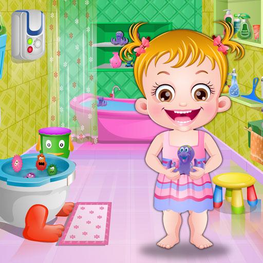 Bebek Hazel Banyo Hijyeni