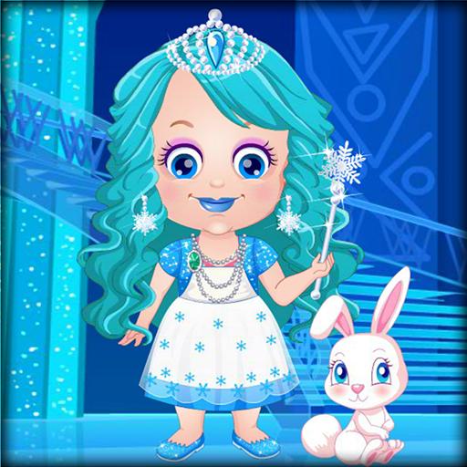Bebek Hazel Buz Prensesi