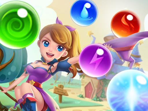 Büyücünün Baloncukları