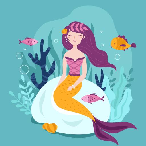 Deniz Kızı Yapbozları
