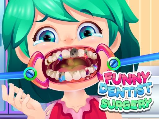 Eğlenceli Diş Ameliyatı