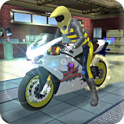 Motosiklet Simülasyonu 2