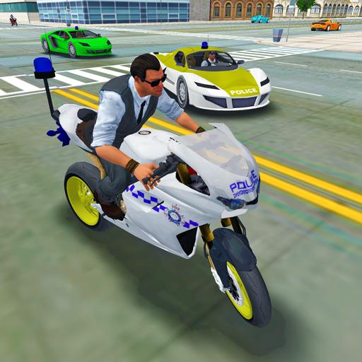 Motosikletle Suçlu Yakala