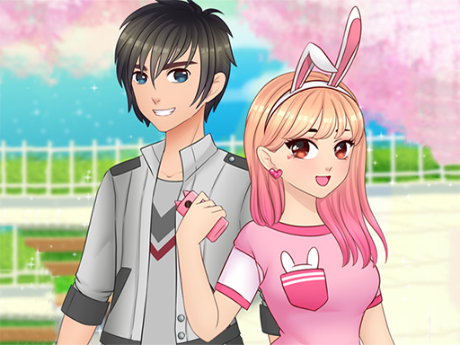 Romantik Anime Çifti