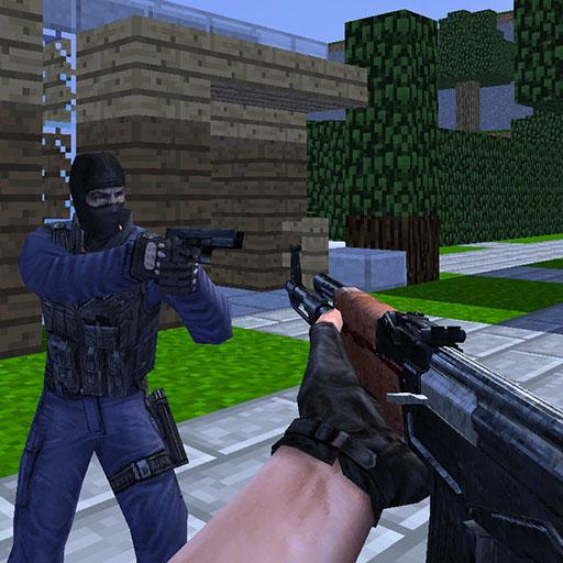 Silahlı Minecraft