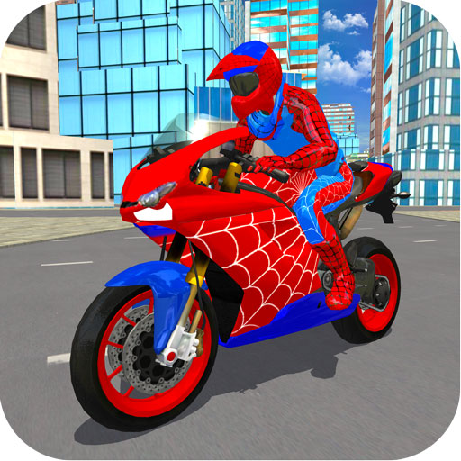 Süper Kahraman Motosikleti
