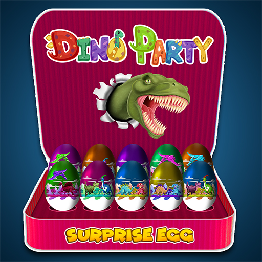 Sürpriz Dinozor Yumurtası