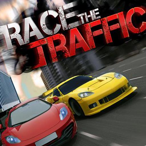Trafikte Yarış