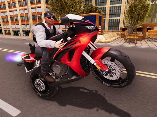 3D Ekstrem Motosiklet