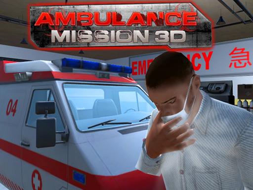 Ambulans Görevi 3D