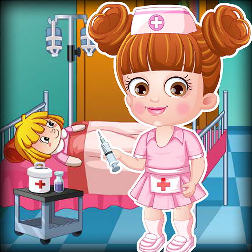 Bebek Hazel Doktor Kıyafeti