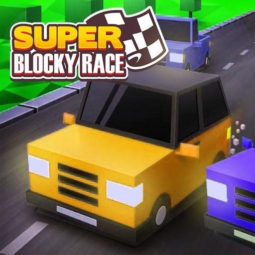 Blok Araba Yarışı