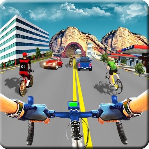 Gerçekçi Bisiklet Yarışı