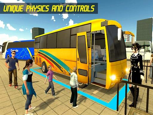 Modern Otobüs Parkı