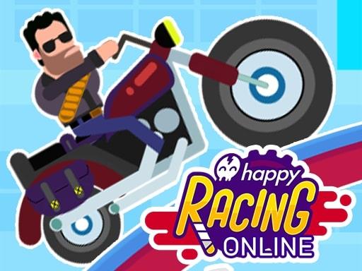Mutlu Motosiklet Sürücüsü