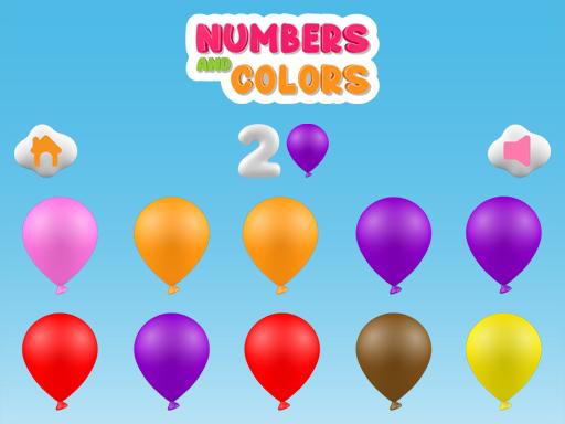 Numaralar ve Balonlar