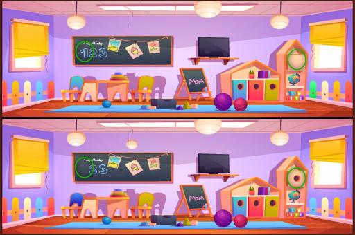 Odadaki Farklılıklar