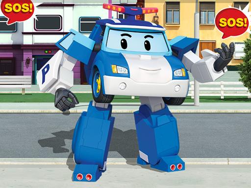 Robot Arabaları Kurtar