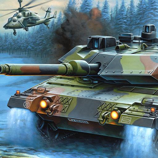 Savaş Tankları Yapboz