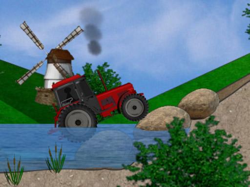 Traktör Sürüşü