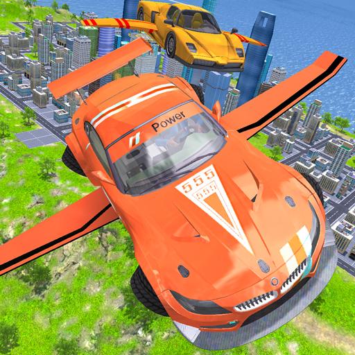 Uçan Araba Simülasyonu 2