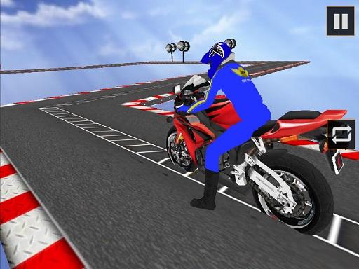 Uçan Motosiklet Parkuru