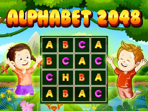 2048 Alfabe