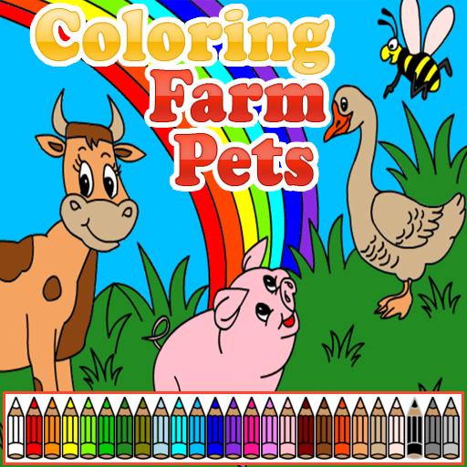 Çiftlik Hayvanı Boyama