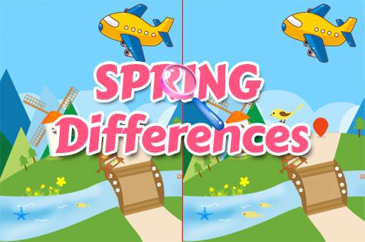 İlkbahar Farklılıkları