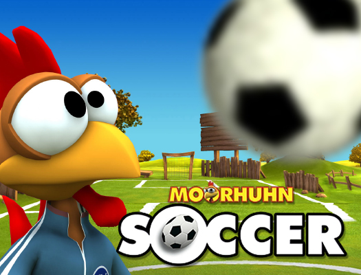 Moorhuhn Futbol
