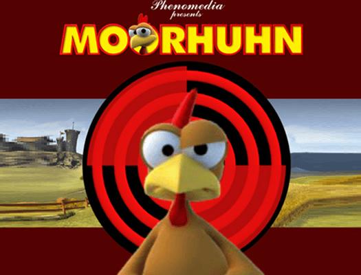 Nişancı Moorhuhn