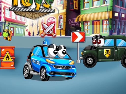 Oyuncak Araba Parkı